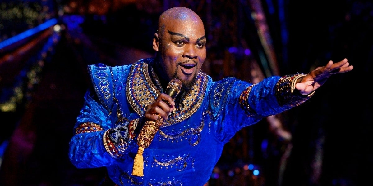 Michael James Scott as Genie