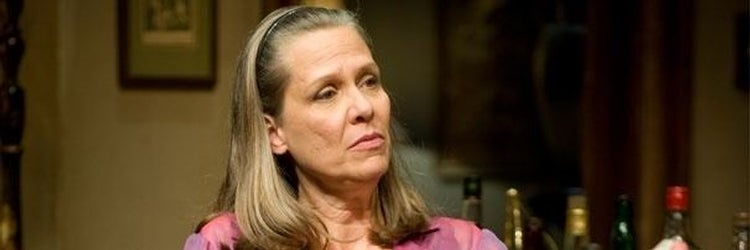 Amy Morton in Who's Afraid of Virginia Woolf?