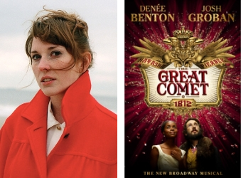 Interview with Great Comet of 1812 star Brittain Ashford
