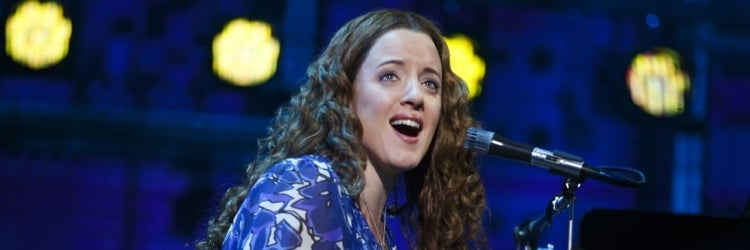 Abby Mueller in Beautiful: The Carole King Musical