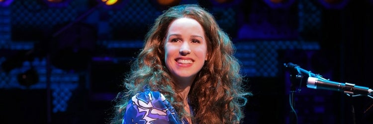 Chilina Kennedy in Beautiful: The Carole King Musical
