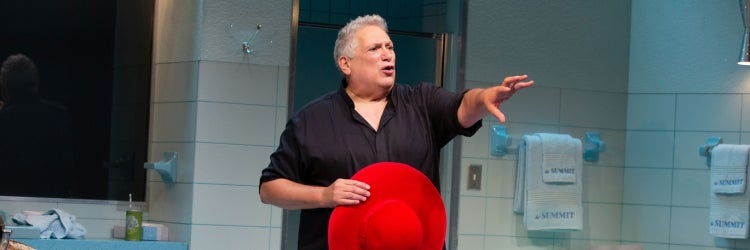 Harvey Fierstein in Bella Bella