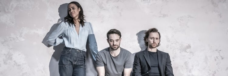 Zawe Ashton, Charlie Cox & Tom Hiddleston in Betrayal