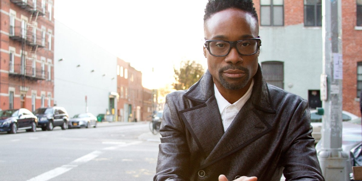 Photo credit: Billy Porter (Photo by The Huntington on Flickr under CC 2.0)