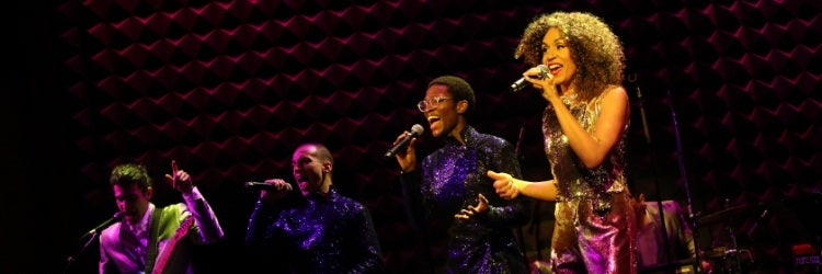 Review of Black Light at Joe's Pub at the Public Theater