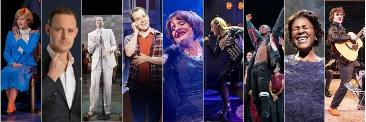 Broadway Spring Preview 2020 - The Musicals