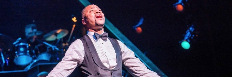 Cuba Gooding, Jr. in the West End production of Chicago