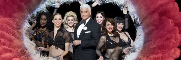 John O'Hurley and the Cast of Chicago