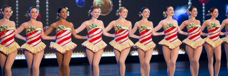 The Rockettes in Christmas Spectacular