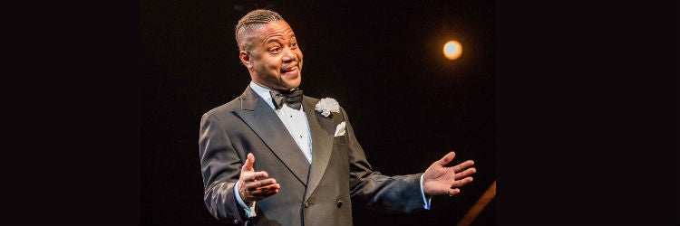 Cuba Gooding, Jr. in Chicago