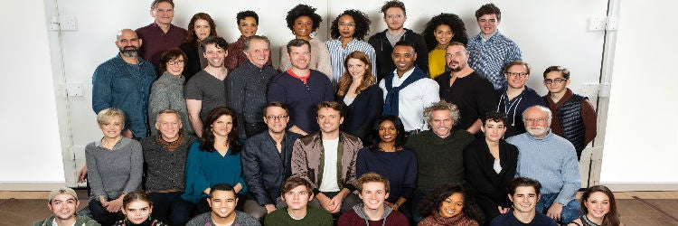 New cast of Harry Potter and the Cursed Child