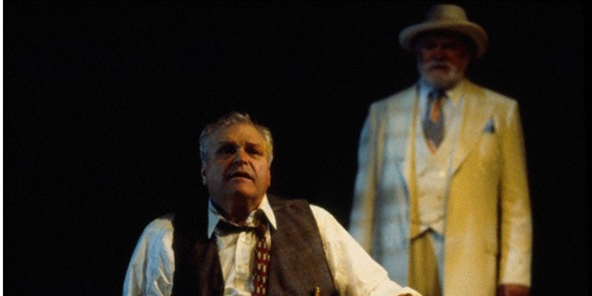 Photo credit: Cast of Death of a Salesman (Photo by Eric Y Exit)