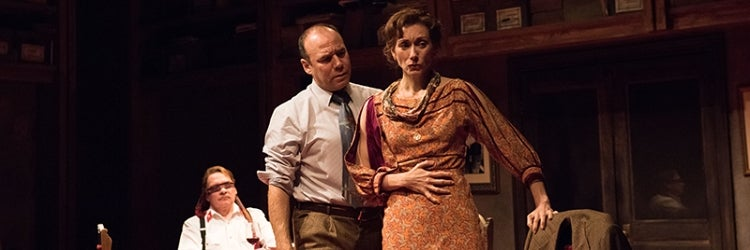Zach Grenier, Danny Burstein & Tina Benko in Describe the Night