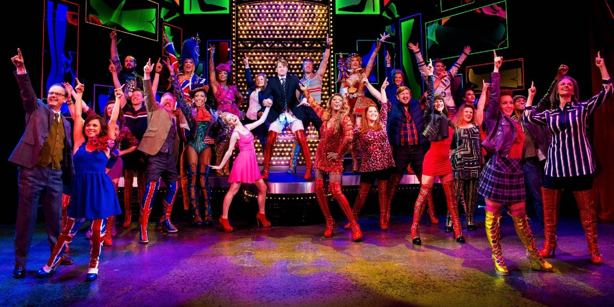 Photo credit: Cast of Kinky Boots (Matt Crockett)