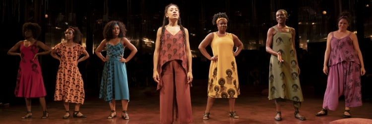 The Cast of For Colored Girls Who Have Considered Suicide/When the Rainbow Is Enuf