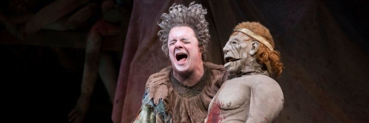 Nathan Lane in Gary: A Sequel to Titus Andronicus