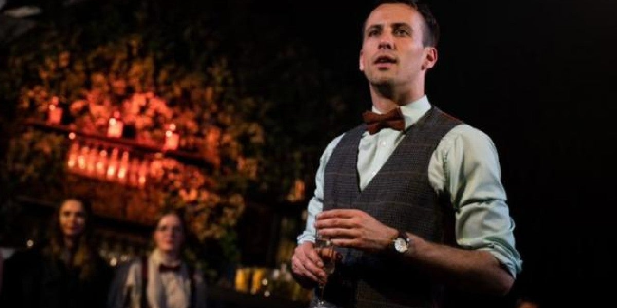 Photo credit: The Great Gatsby (Photo by Sam Taylor)