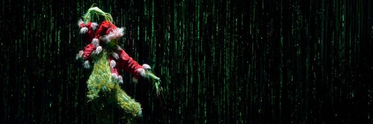 Gavin Lee in Dr. Seuss' How The Grinch Stole Christmas! The Musical