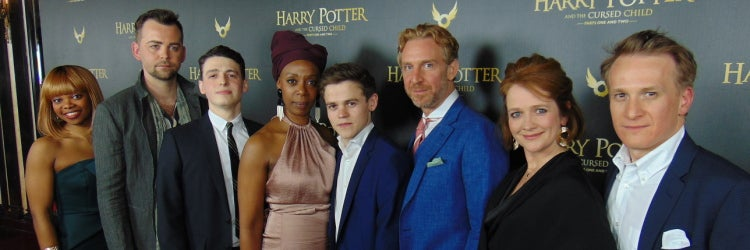 The Principal Cast of Harry Potter and the Cursed Child
