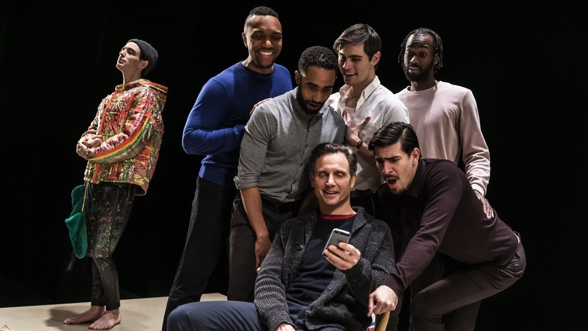 The Cast of The Inheritance