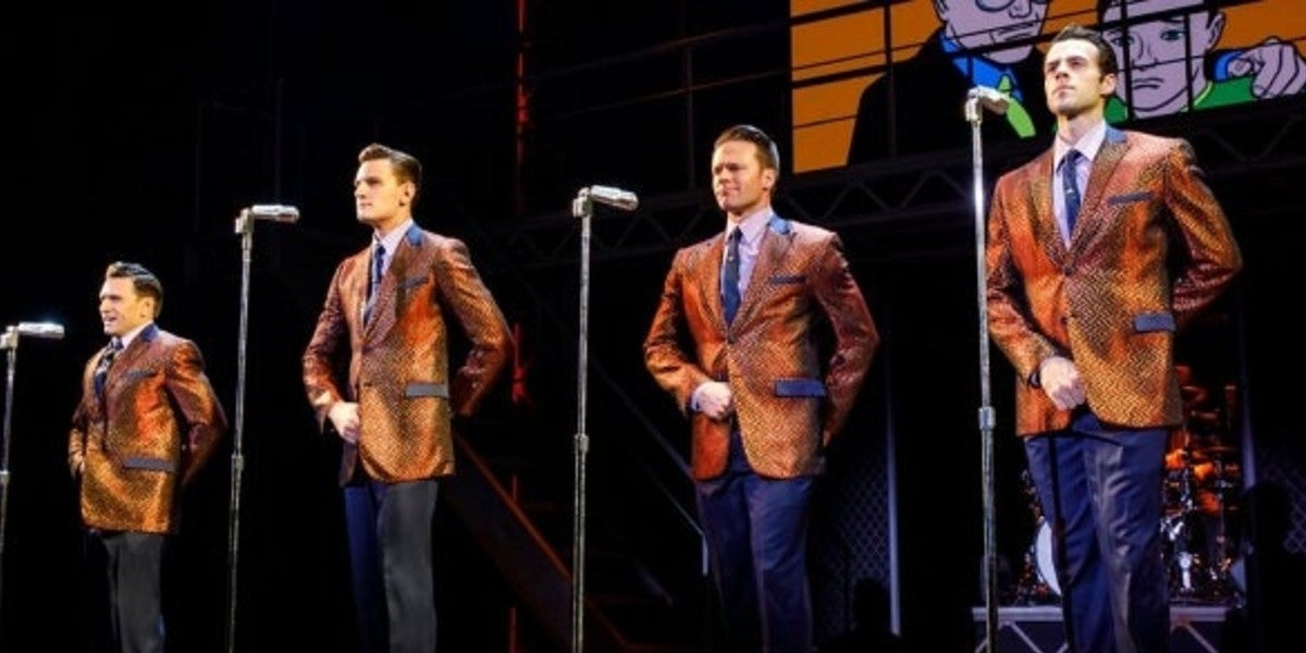 Photo credit: Jersey Boys (Photo by Joan Marcus)