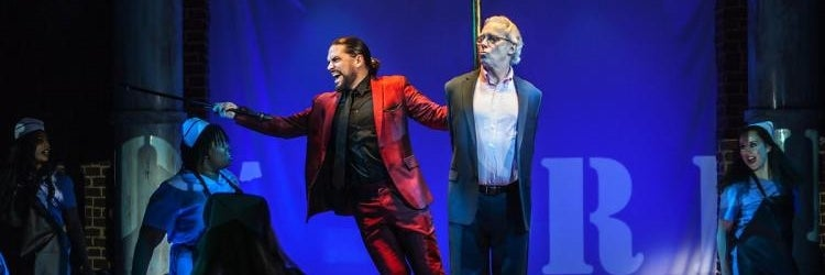 Will Swenson & Terrence Mann in Jerry Springer - The Opera