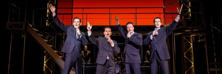 Jersey Boys at New World Stages