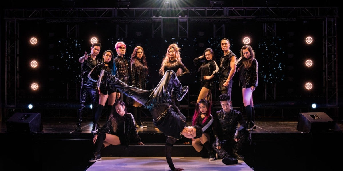 Photo: KPOP musical (Photo by Ben Arons)