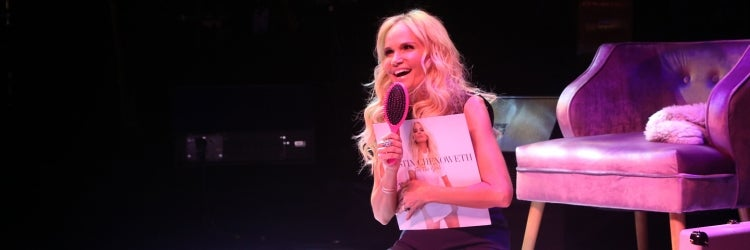 Kristin Chenoweth in For The Girls