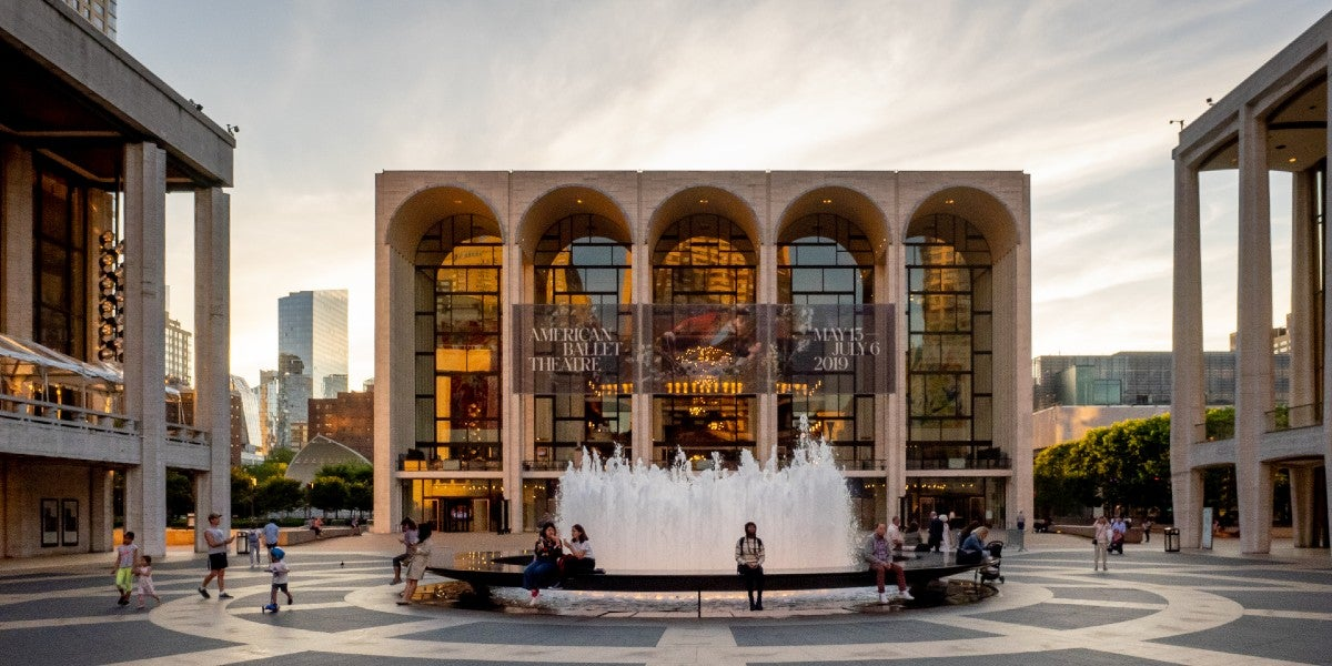 Photo credit: Lincoln Center Restart Stages (Photo courtesy of Lincoln Center)