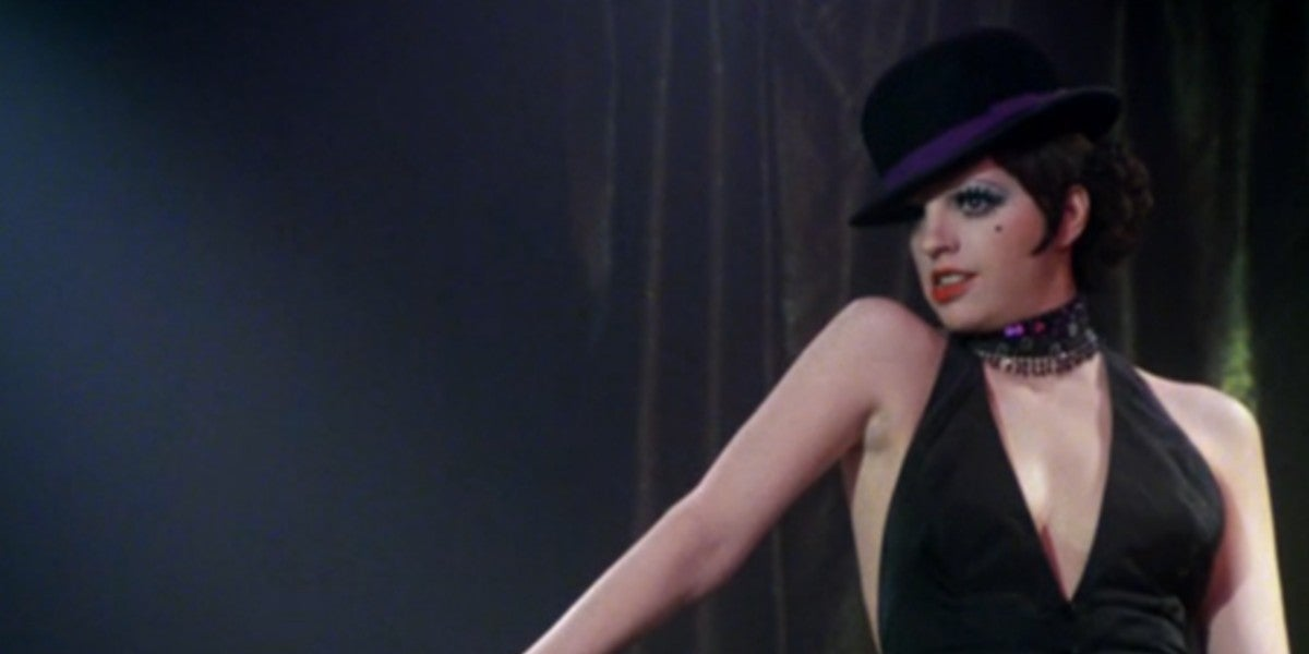 Photo credit: Liza Minnelli in Cabaret (Photo by ABC Pictures / Allied Artists)