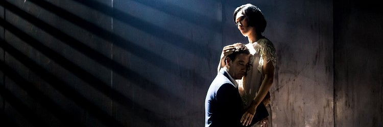 Clive Owen & Jin Ha in M. Butterfly