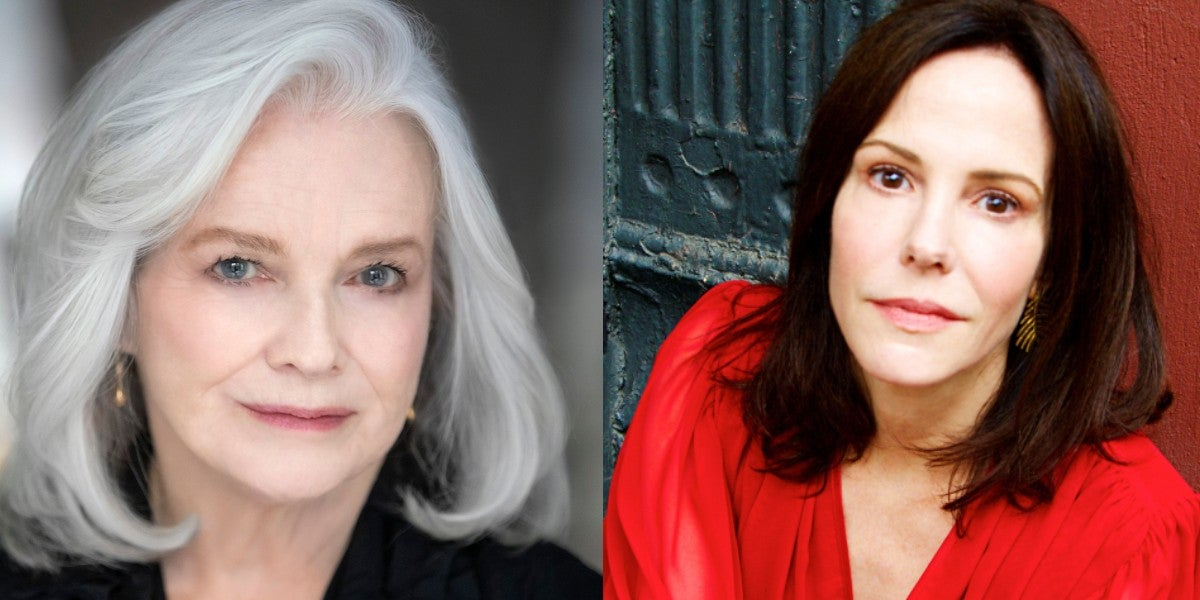 Photo credit: Mary Louise Parker and Blair Brown (Photo credit by Tina Turnbow and Boneau/Bryan-Brown respectively)