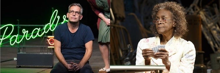 Joe Mantello & Cicely Tyson