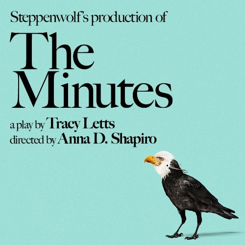 Image result for the minutes broadway poster