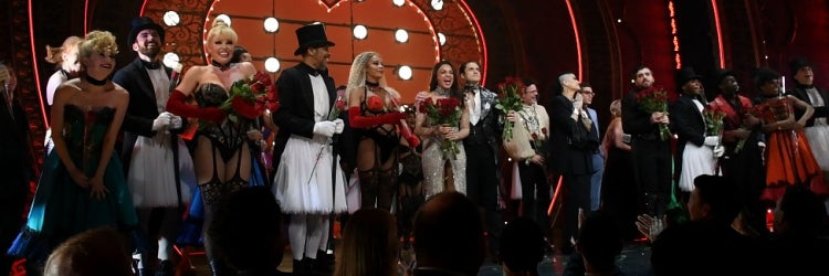 The Cast of Moulin Rouge! The Musical