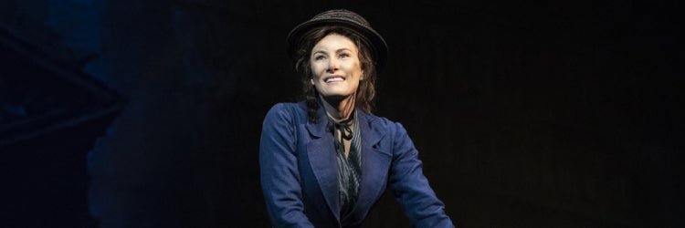Laura Benanti in My Fair Lady