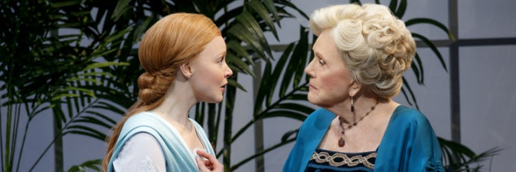 Lauren Ambrose & Diana Rigg in My Fair Lady