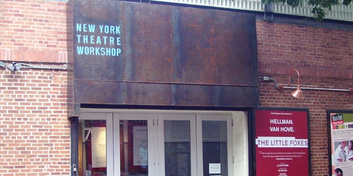 Photo credit: Exterior of New York Theatre Workshop (Photo by Beyond My Ken on Wikipedia under CC 4.0)