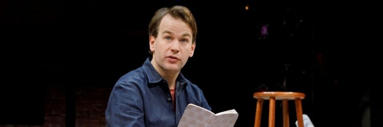 Mike Birbiglia in The New One
