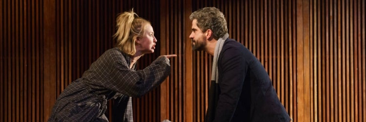 Halley Feiffer & Hamish Linklater in The Pain of My Belligerence