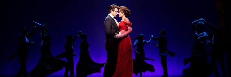 Andy Karl & Samantha Barks in Pretty Woman: The Musical