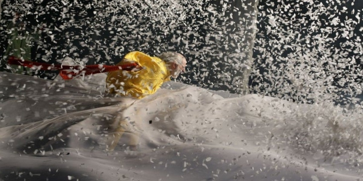 Photo credit: Slava's Snowshow (Photo by Vladimir Mishukov)