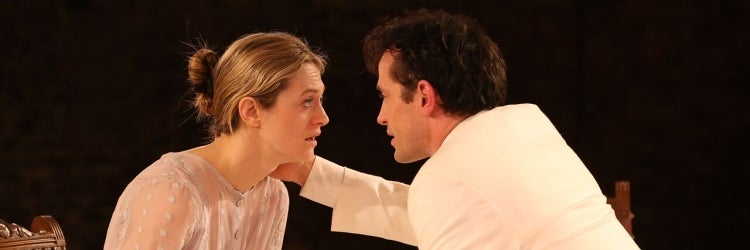 Marin Ireland & Nathan Darrow in Summer and Smoke