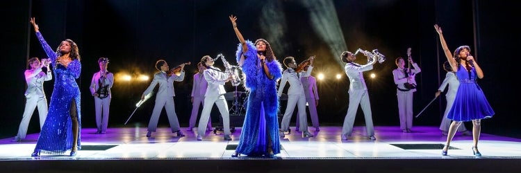 LaChanze, Ariana DeBose & Storm Lever in Summer: The Donna Summer Musical