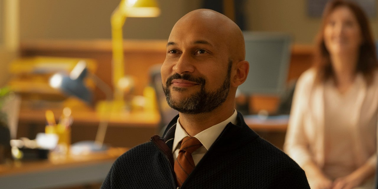 Keegan-Michael Key on what it was like to kiss Meryl Streep in 'The Prom'