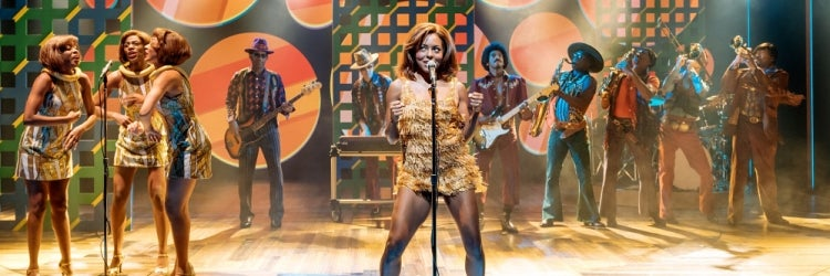 Adrienne Warren and the Cast of Tina: The Tina Turner Musical