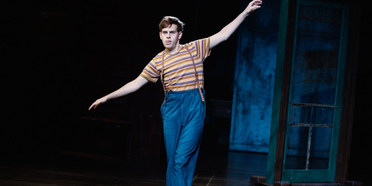 Taylor Trensch in To Kill a Mockingbird