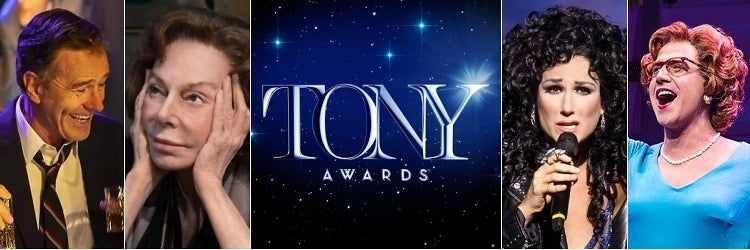 New York Theatre Guide at The 73rd Annual Tony Awards