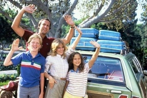 """A scene from the 1983 film """"National Lampoon's Vacation"""""""